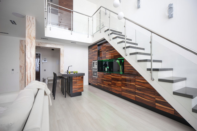 16 Stirring Contemporary Staircase Designs That Will Take Your Breath Away