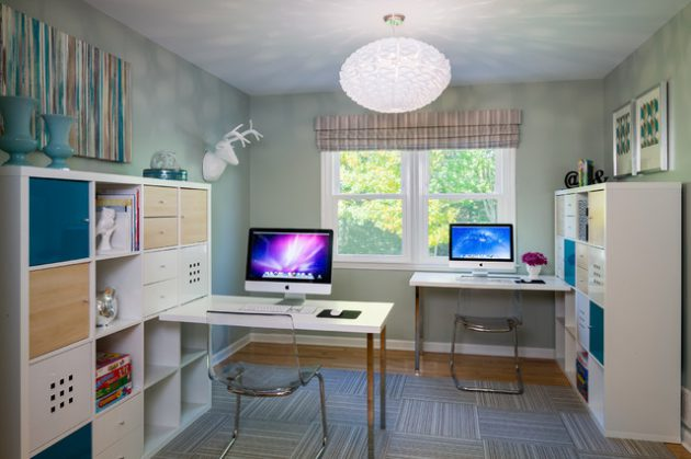 22 Most Functional Ways To Decorate Study Room For Your