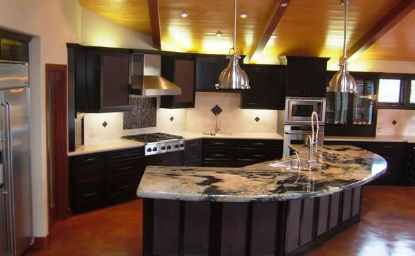 Kitchen Countertops Design Ideas