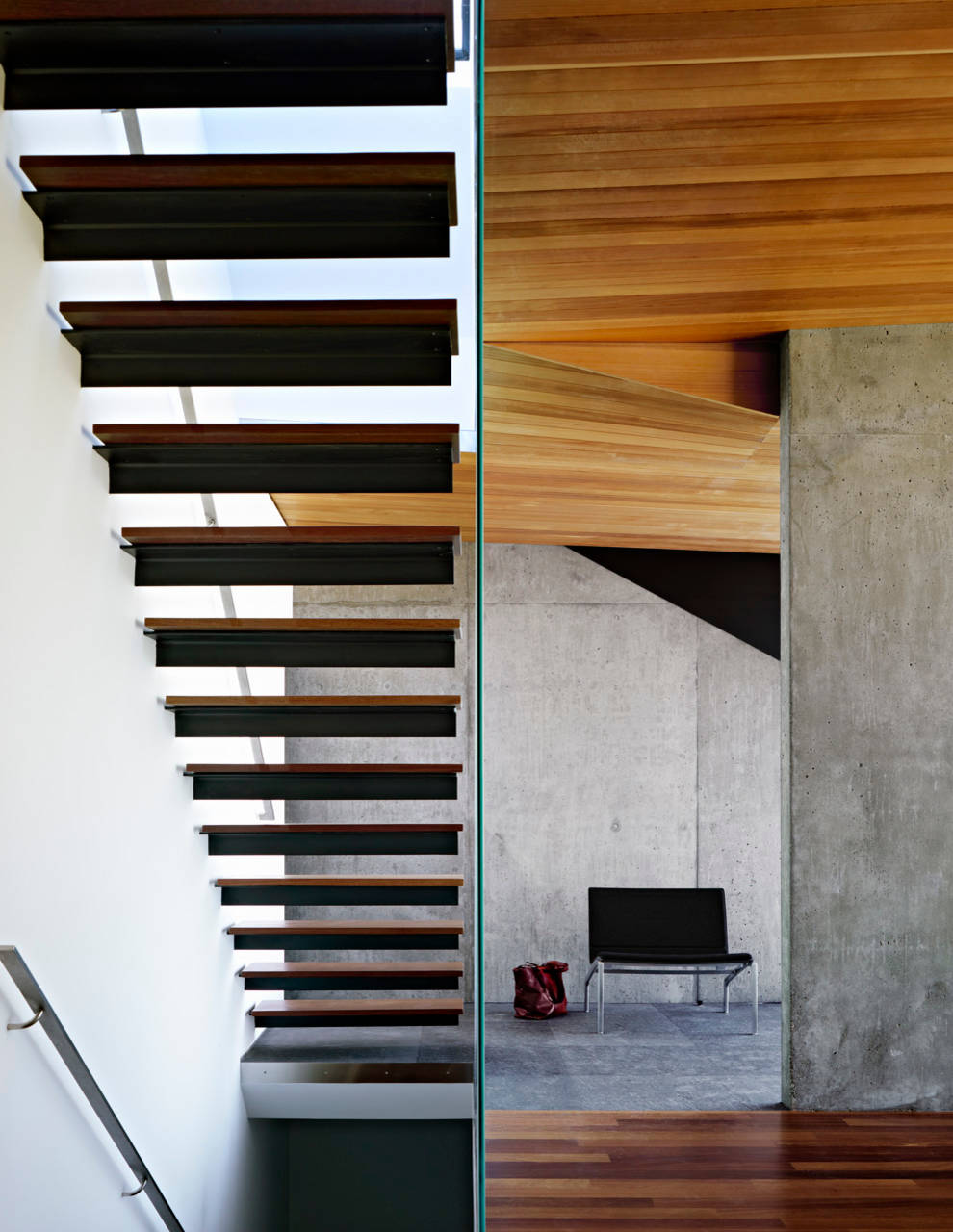 20 Astonishing Modern Staircase Designs Youll Instantly
