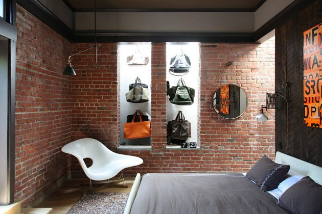 16 Captivating Child S Room Designs With Brick Walls
