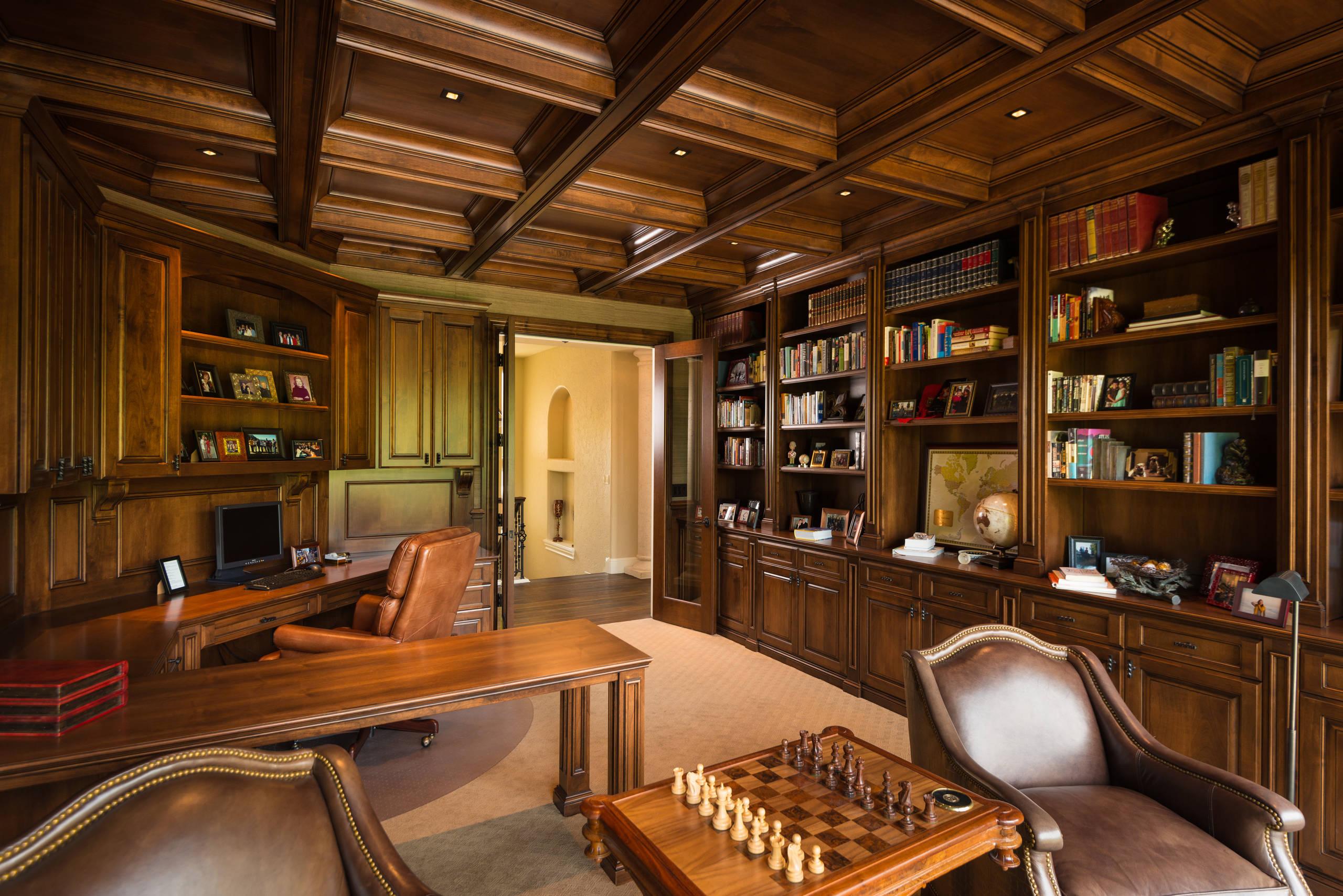 15 Stunning Mediterranean Home Office Designs Youre Going