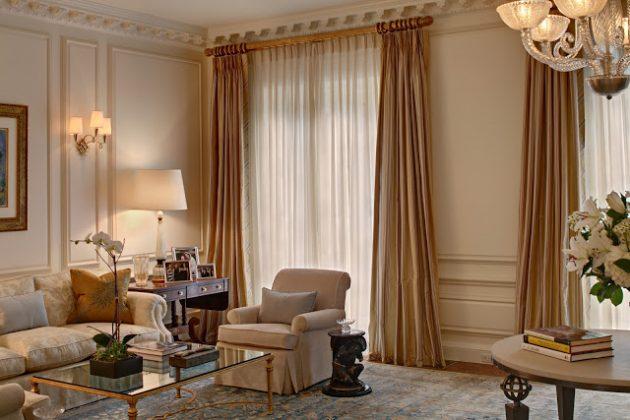 17 fascinating modern curtains designs