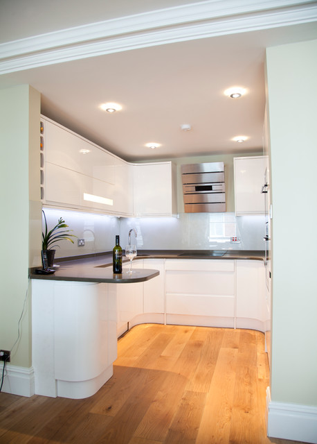 Small Kitchen Design Examples
