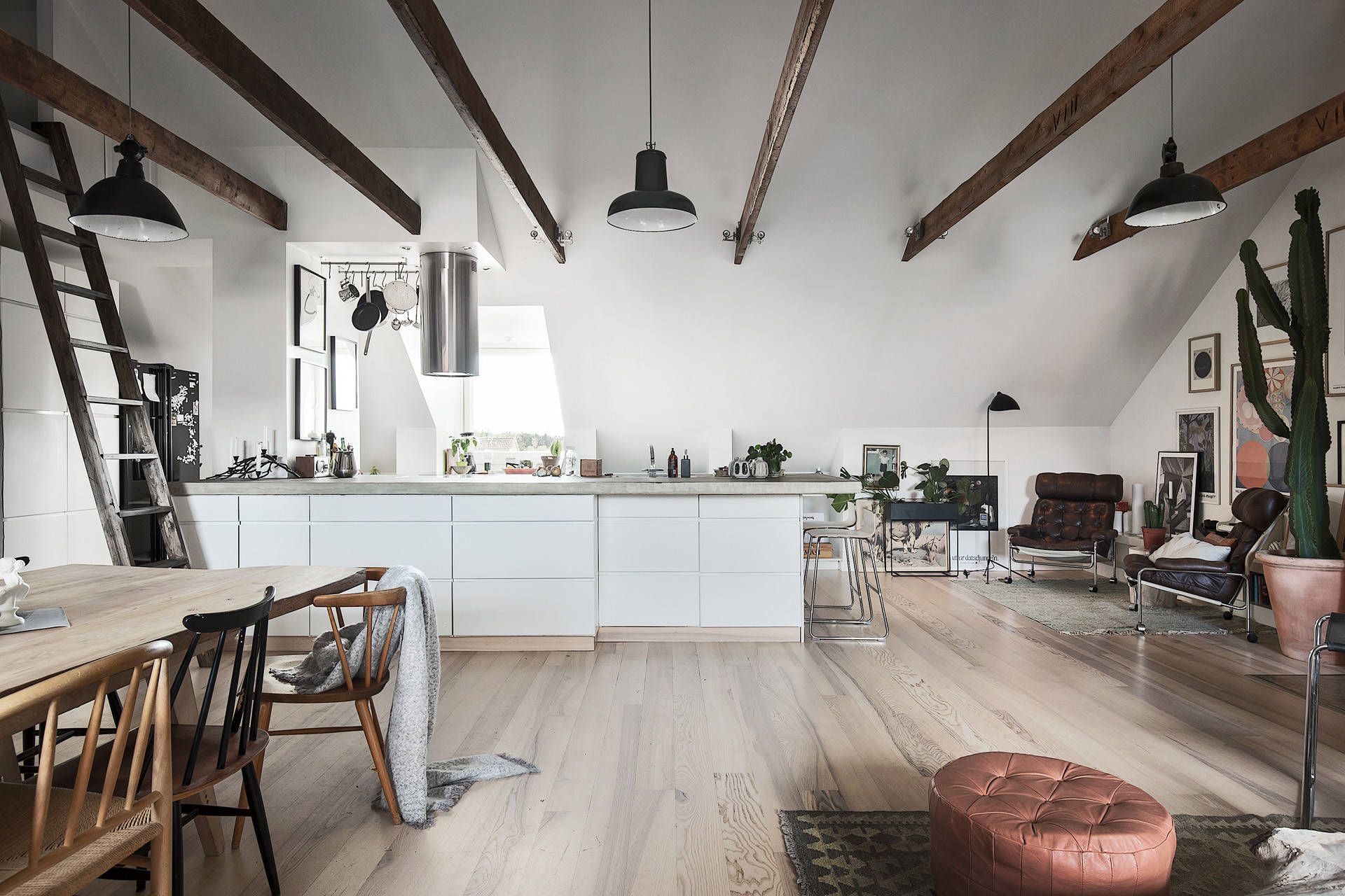 15 Unbelievable Scandinavian Kitchen Designs That Will