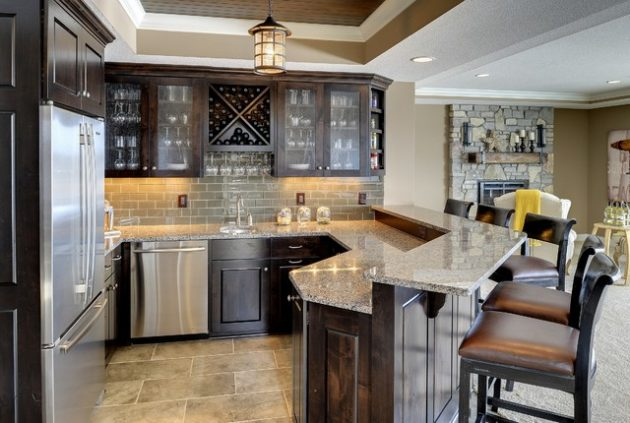 19 Fascinating Ideas To Remodel Your Basement Into