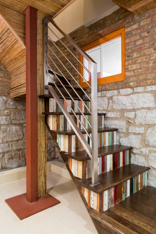 15 Unique Eclectic Staircase Designs You Don T Want To