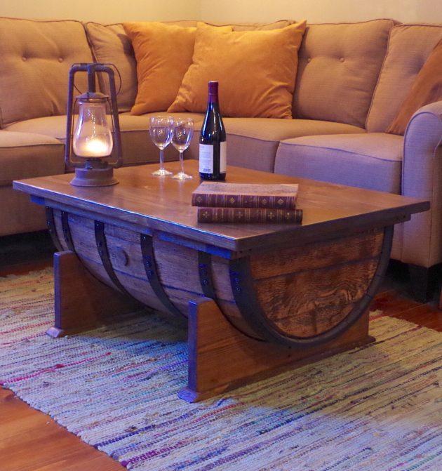 18 incredible handmade barrel furniture