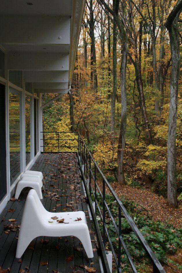 15 Enchanting Mid Century Modern Deck Designs Your Outdoor
