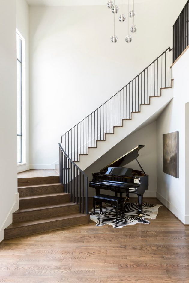 Interior Home Luxury Staircase