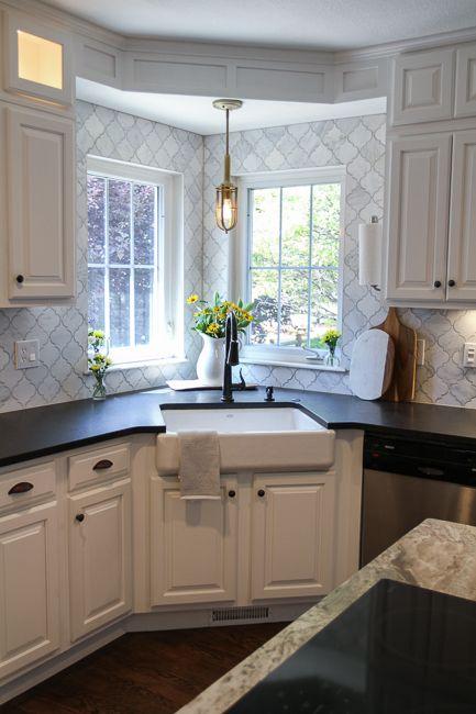 18 space saving corner sink ideas that