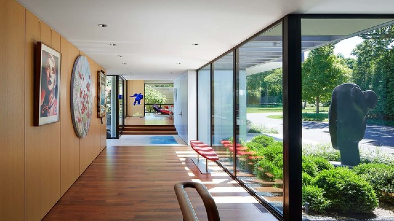 16 Outstanding Contemporary Hallway Designs Full Of Ideas