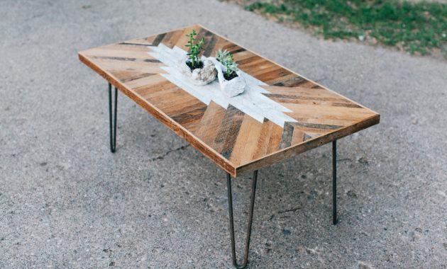 16 superb handmade coffee table and
