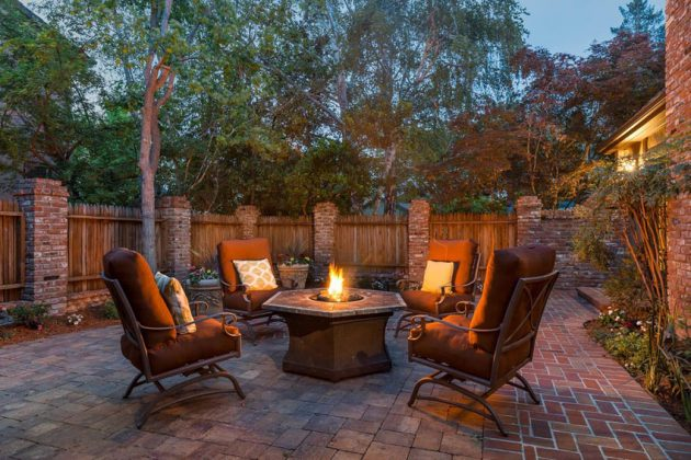 19 Excellent Ideas To Beautify Your Patio With Bricks