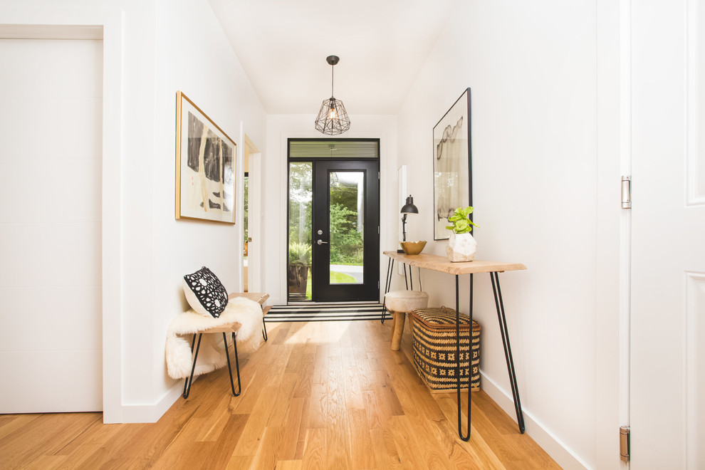 18 Outstanding Scandinavian Entry Hall Designs For A