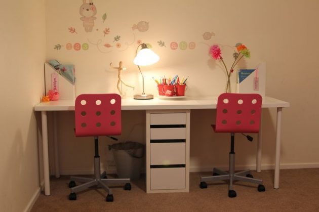 18 Outstanding Ideas To Decorate Functional Learning Space For The Kids