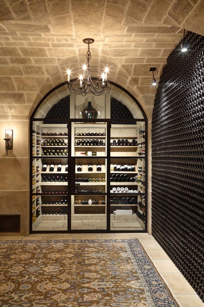 20 Absolutely Glorious Mediterranean Wine Cellar Designs