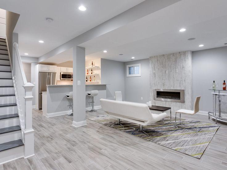 Amazing Ideas For Basement Renovation
