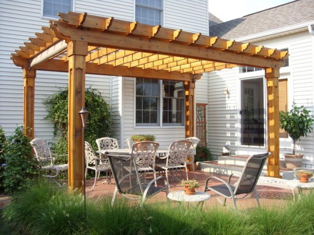 16 Attractive Pergola Designs To Beautify Your Yard This