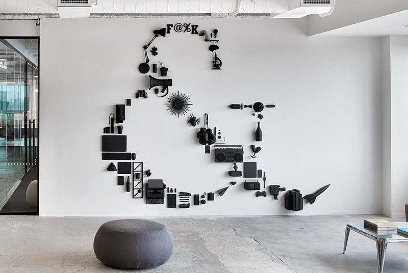 Contemporary Wall Ideas Decor