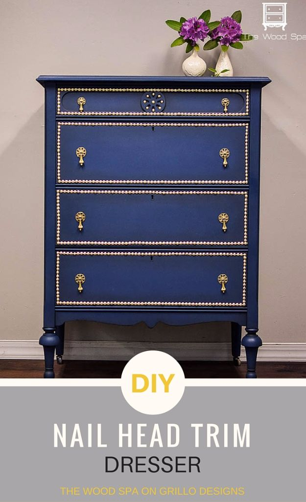 15 Awesome DIY Dresser Ideas That Will Refresh Your Bedroom