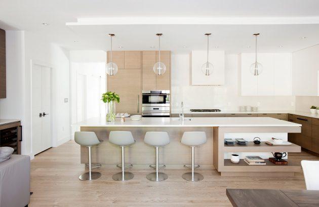 How to Design a Sleek, Minimalistic Kitchen