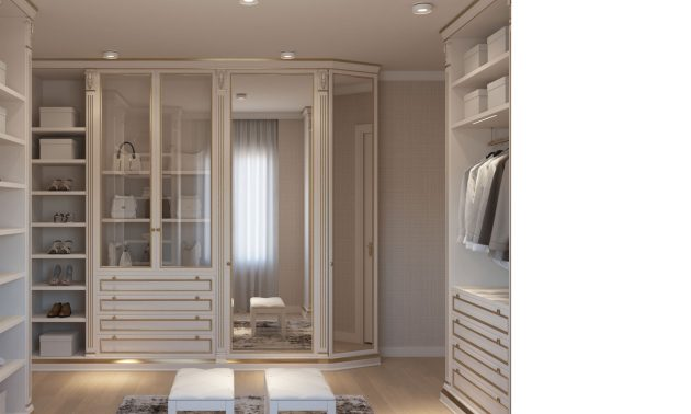 Cosy protagonist of the sleeping area   high quality and innovation out of Italy