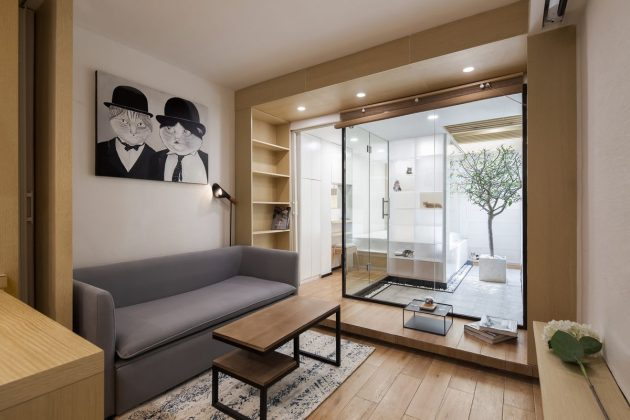 How to Make the Most Out of Your Tiny Apartment Space