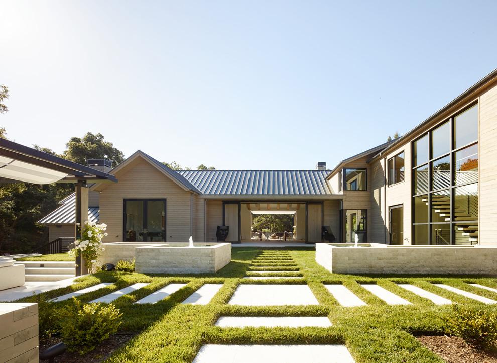 18 Breathtaking Farmhouse Landscape Designs You'll Wish To ...