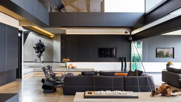 Incredible modern living room