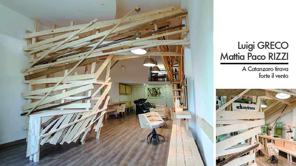 Salon De Coiffure En Bois Architecture Bois Magazine