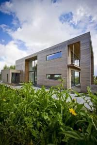 Maison ossature bois Moselle