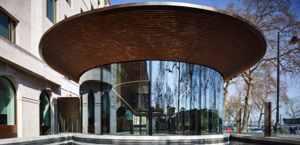 construnction bois moderne dela PJ londonienne