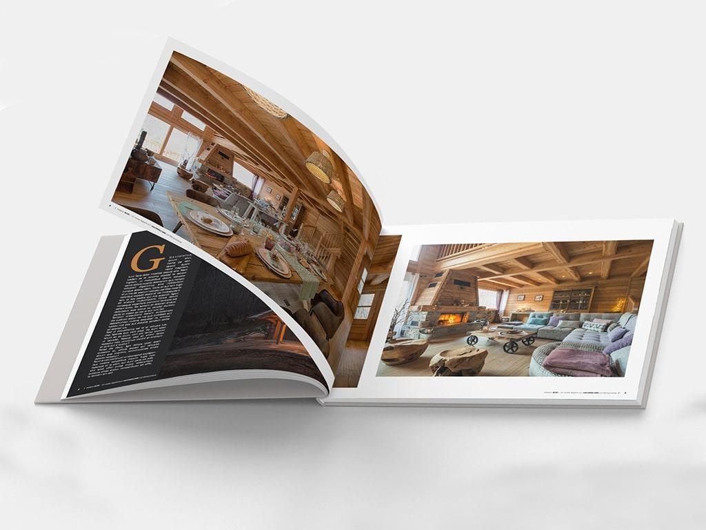 Architecture Bois livre anniversaire