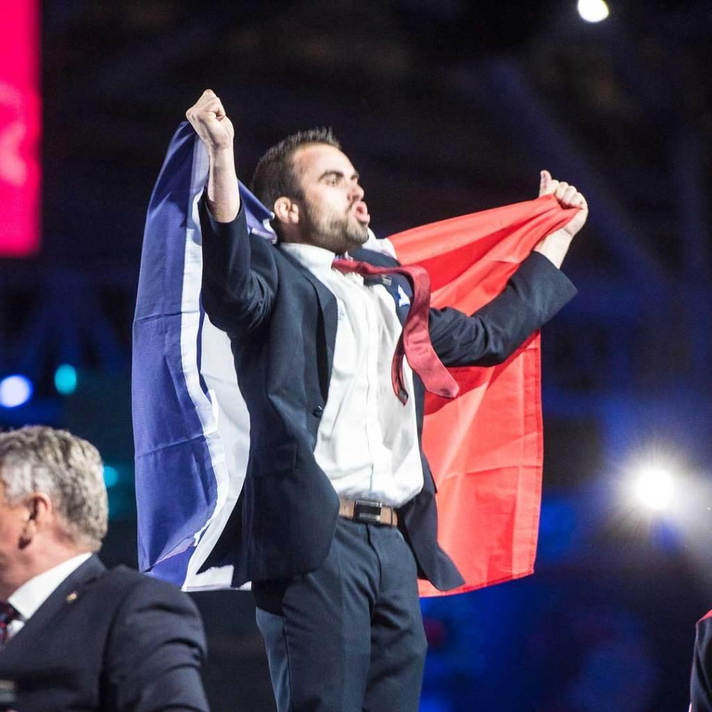 Worldskills 2019 médailles france