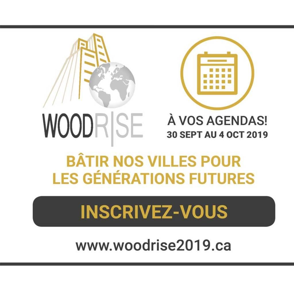 Congrès Woodrise Canada