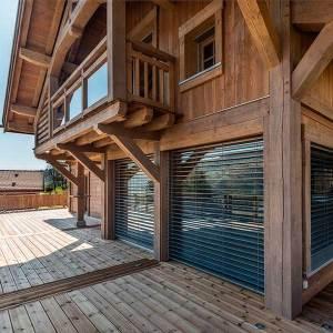 Maison bois style chalet du constructeur Décobois