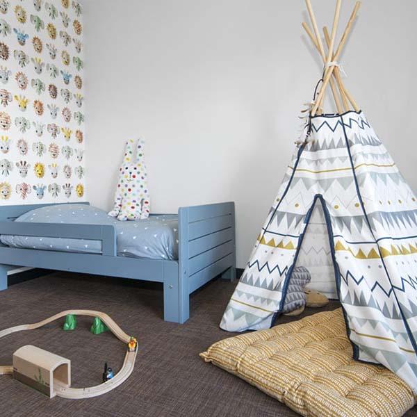 chambre des enfantes