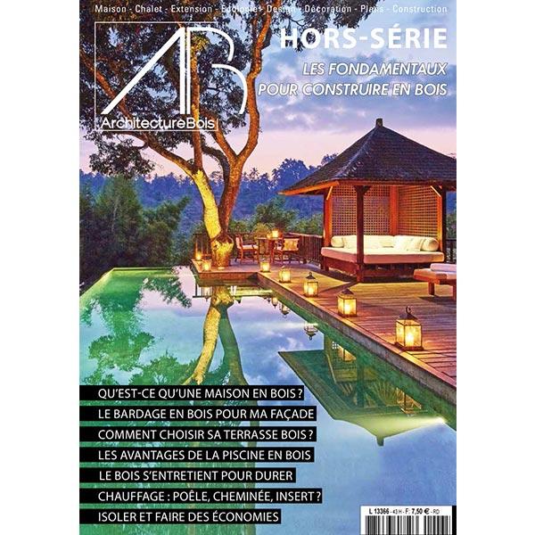 Hors-Série 43 d'Architecture Bois