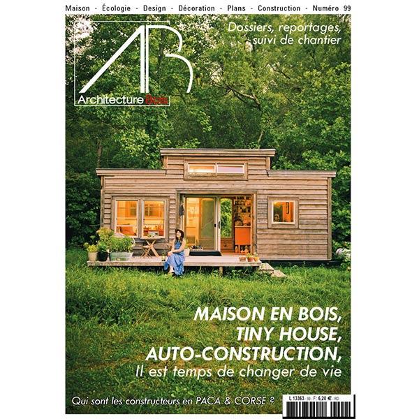 Numéro 99 d'Architecture Bois
