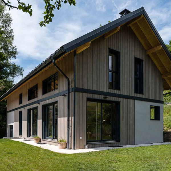 maison bois de caractère en Savoie