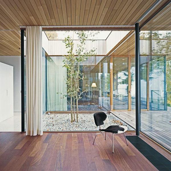 résidence en bois avec vue panoramique en Allemagne