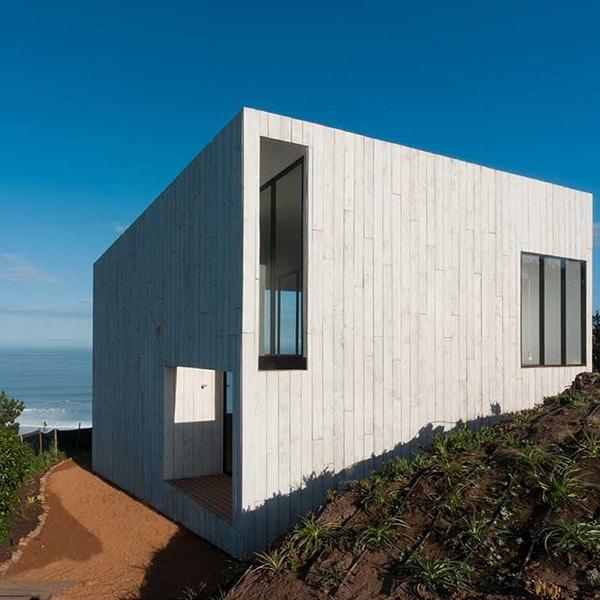 Maison bois D house - Panorama Arquitectos