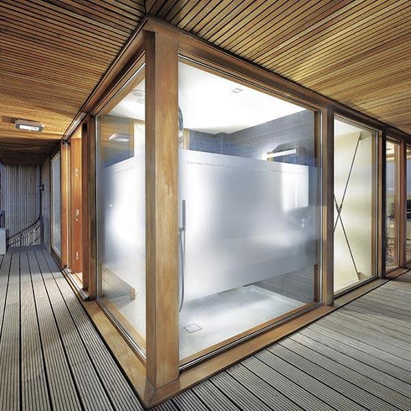 maison bois éco-chic aux Pays-Pas