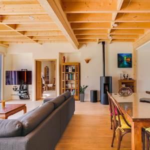 design d'intérieur en bois