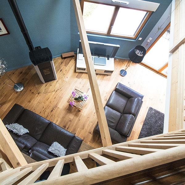 design d'une salle du séjour