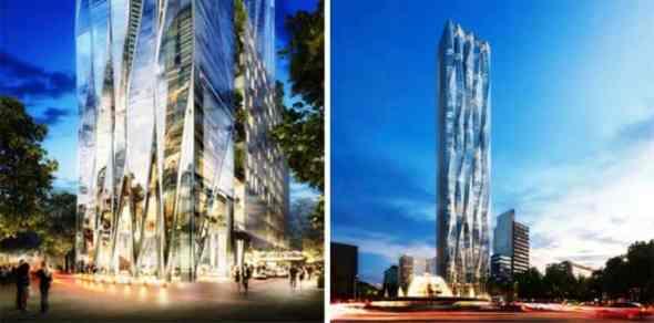 Architecture of Future Designs2v