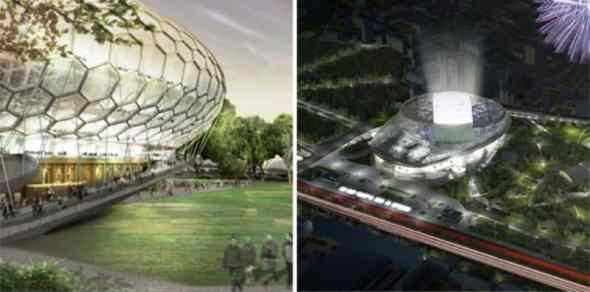 Architecture of Future Designs31v