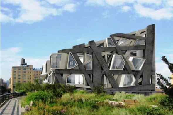 Architecture of Future Designs6v