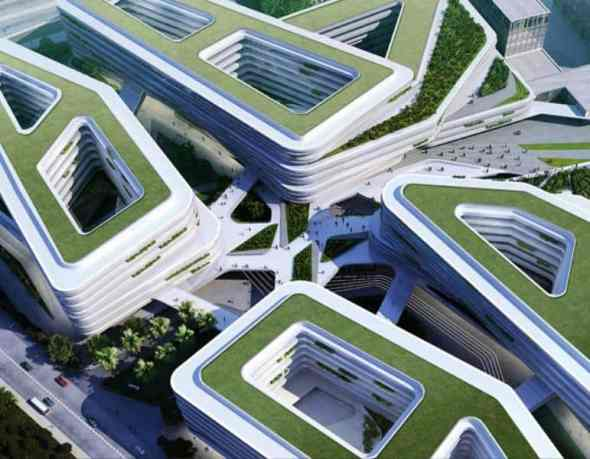 Architecture of Future Designs9v
